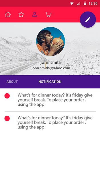 Le Chef-ionic app theme
