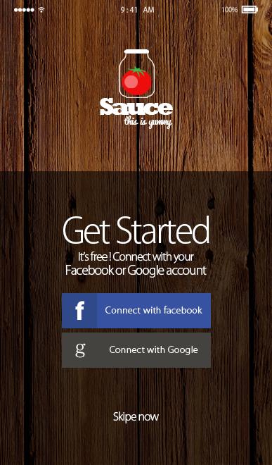 Sauce (test)-ionic app theme