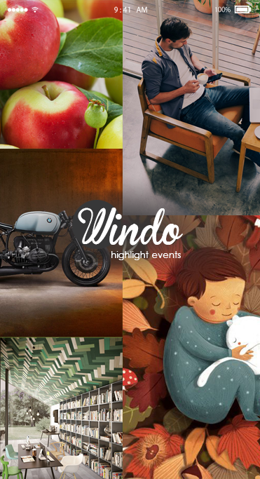 Windo-ionic app theme
