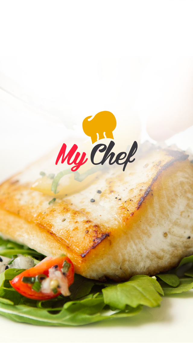 My Chef-ionic app theme