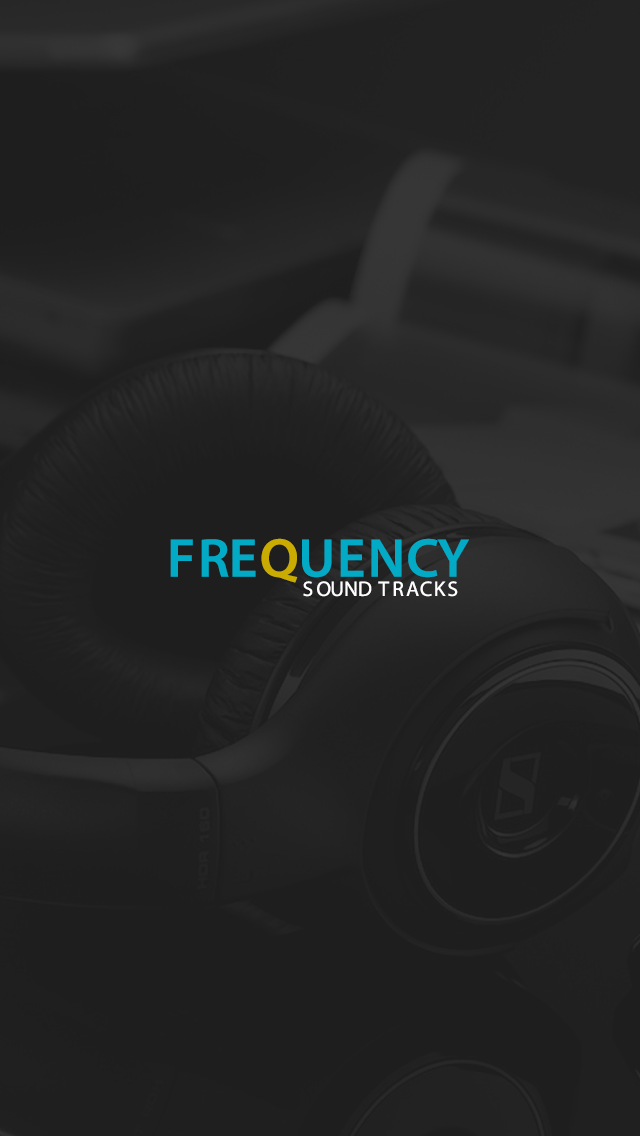 Frequency-ionic app theme