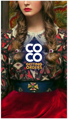 Coco-ionic app theme