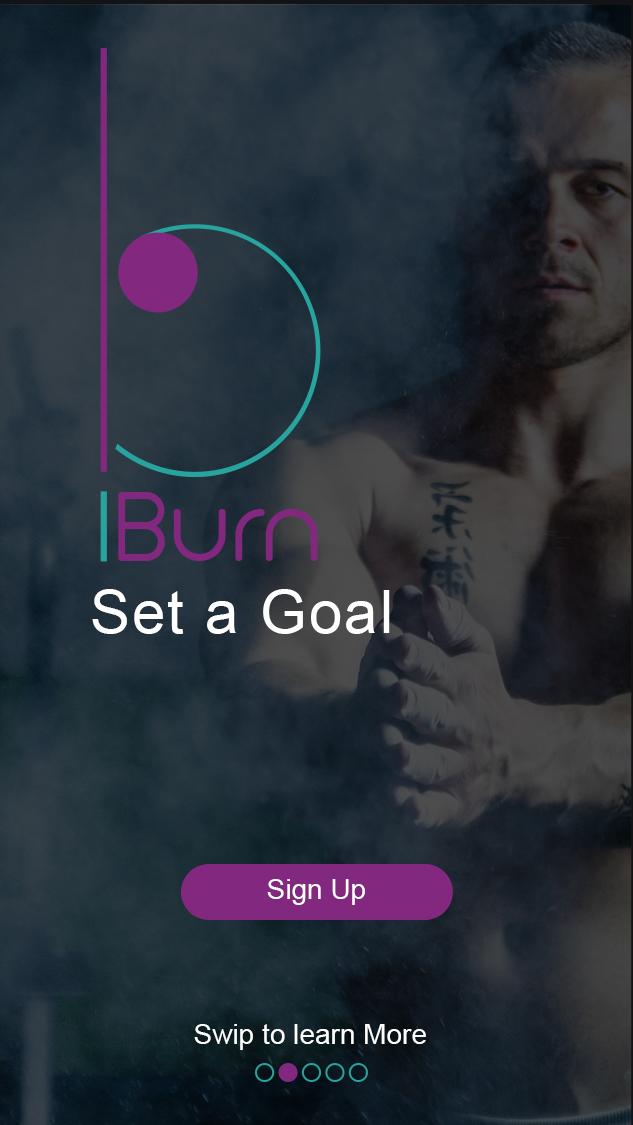 Burn-ionic app theme
