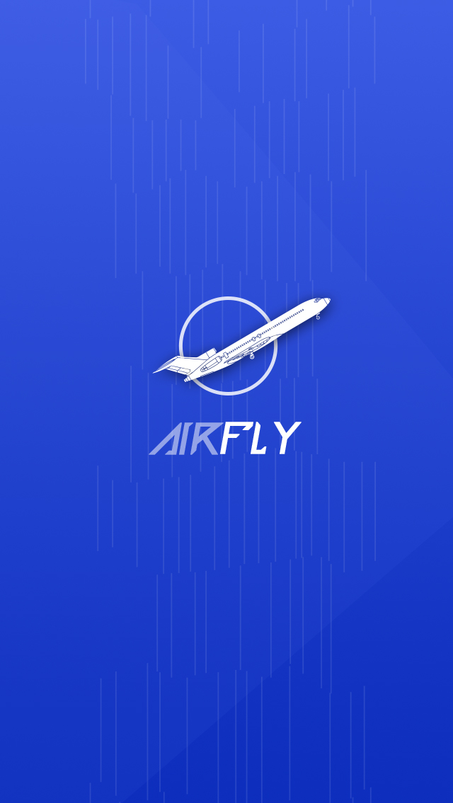 AirFly-ionic app theme