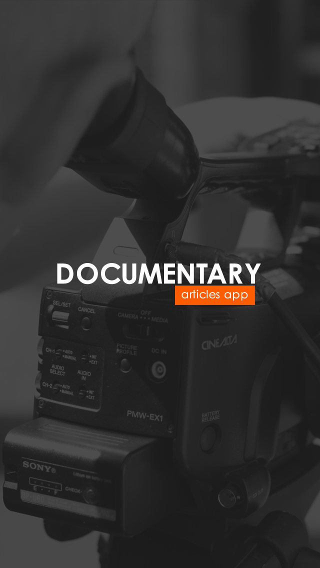 Documentary-ionic app theme