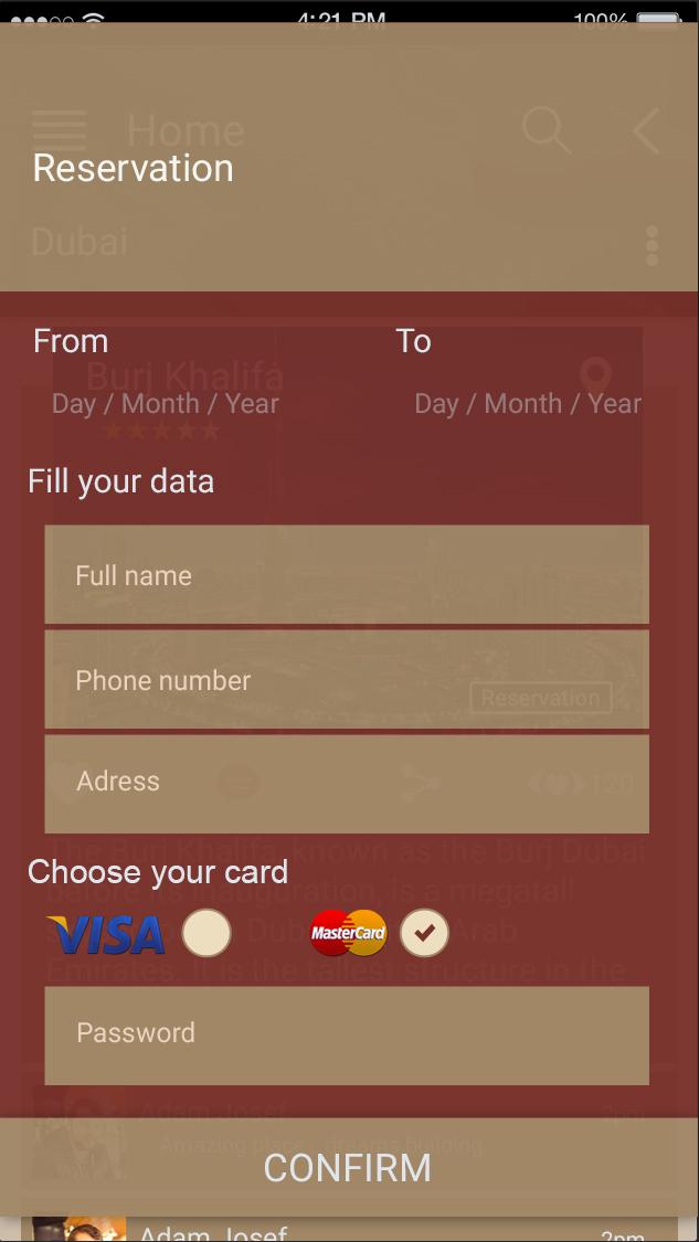 Curious-ionic app theme