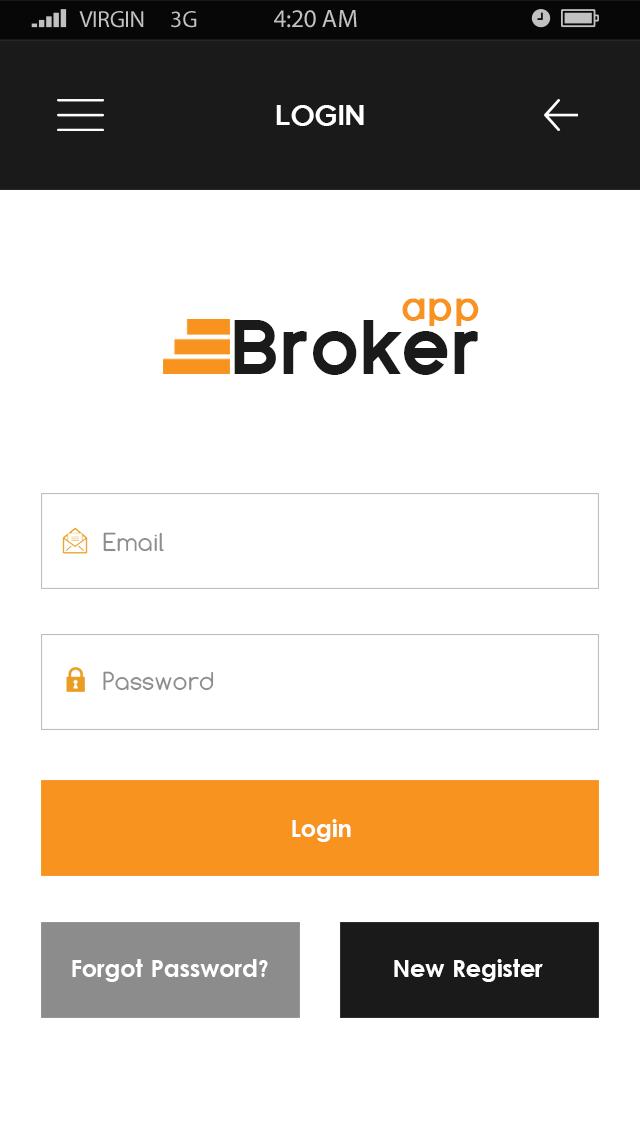 Broker-ionic app theme
