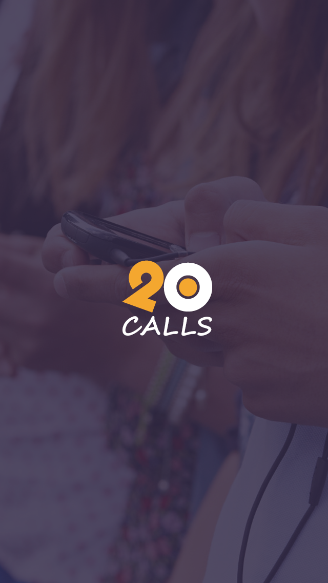 Twenty Call-ionic app theme
