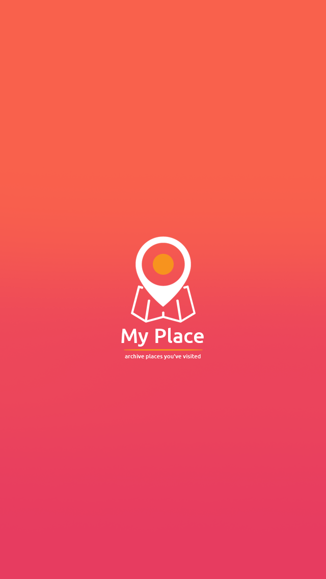 My Place-ionic app theme