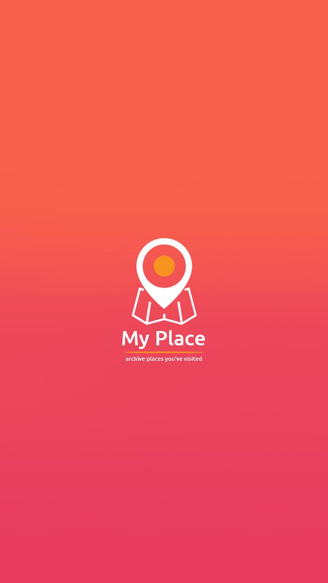 My Place-ionic app theme