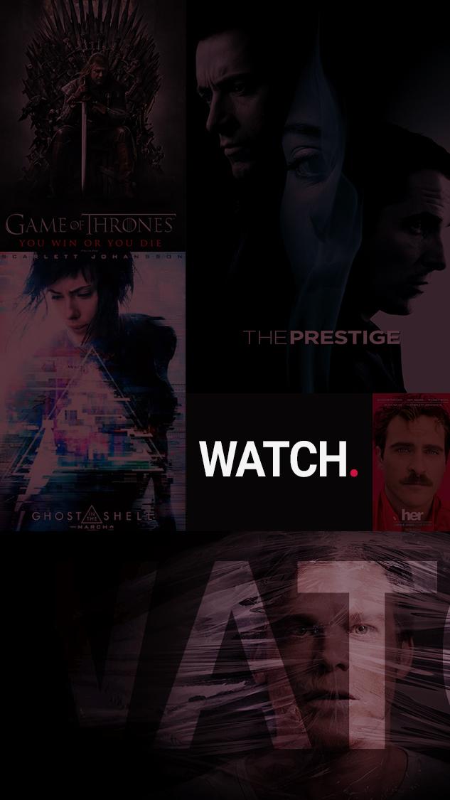 Watch Channel -ionic app theme