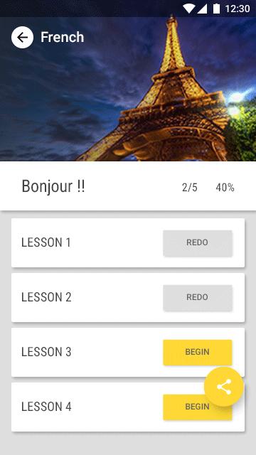 WElearning-ionic app theme