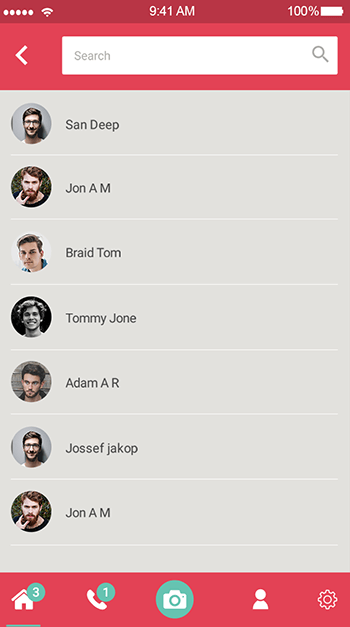 ON Chat-ionic app theme