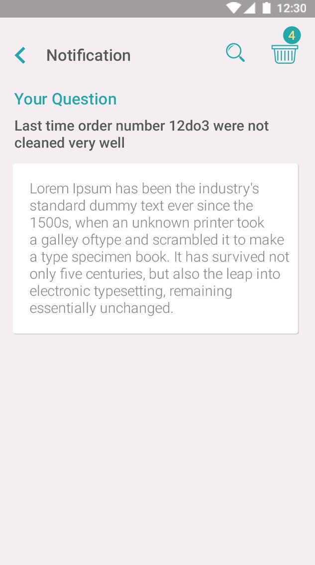 Laundry-ionic app theme