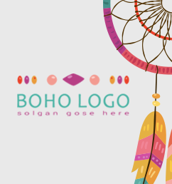 Fashion Logo ionic app theme