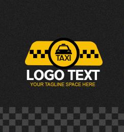 Taxi Logo-ionic app theme