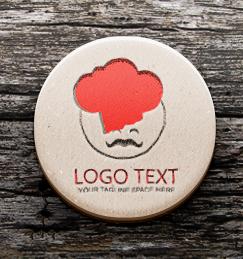 Food Logo ionic app theme