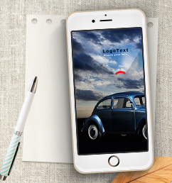 Car Splash ionic app theme