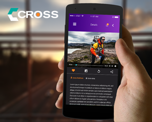 Cross 2.0-ionic app theme